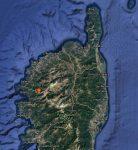 Léger seisme en Corse